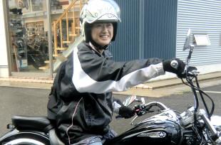 モーターサイクルセラピーとはのイメージ
